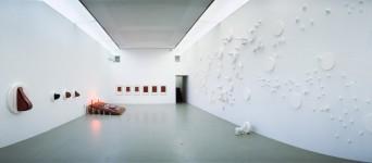 Sylvie Zijlmans & Hewald Jongenelis - 1993 - Steile Wand - Centraal Museum Utrecht [pano view 2]