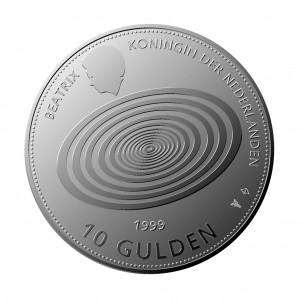 Hewald Jongenelis - 1999 - Millennium munt - 1999-zijde 1024PX