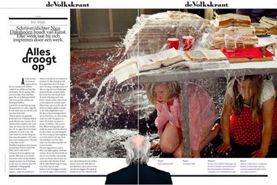 Nico Dijkshoorn over The Guilty - Volkskrant bijlage 12 10 2013