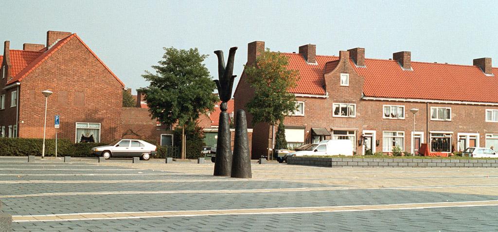 Sylvie Zijlmans & Hewald Jongenelis - Gardenuit  - 1997