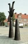 Sylvie Zijlmans & Hewald Jongenelis - Gardenuit  - 1997 - 015