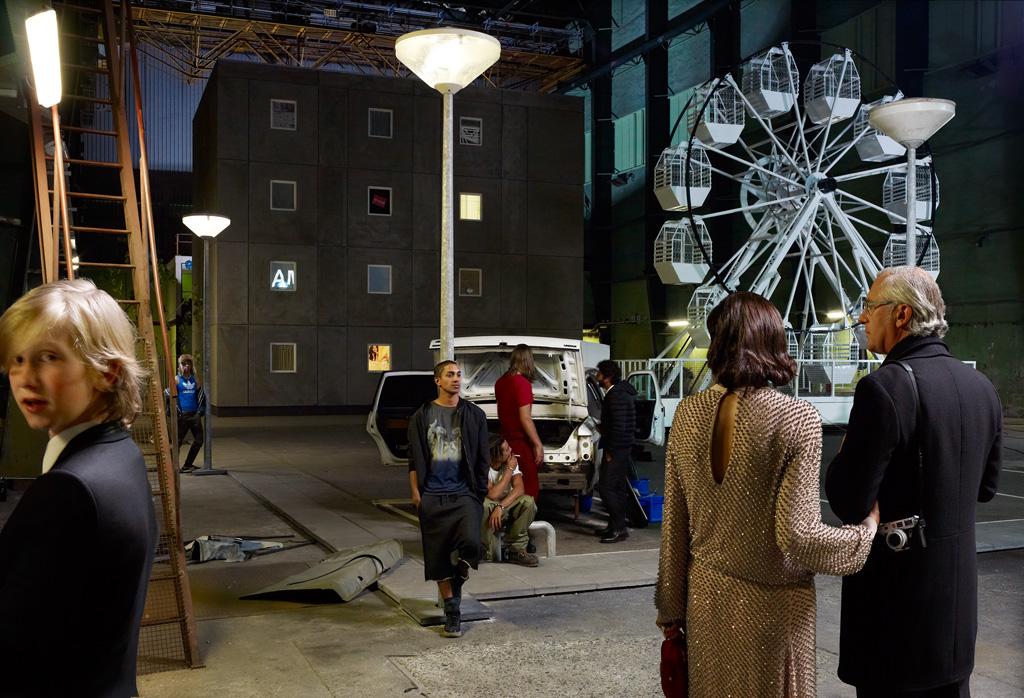 Sylvie Zijlmans & Hewald Jongenelis - 2011 - Wallpaper 150 editorial - 040