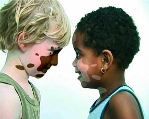 """Sylvie Zijlmans """"Ik de jouwe, jij de mijne"""" (video/2005) filmstill"""