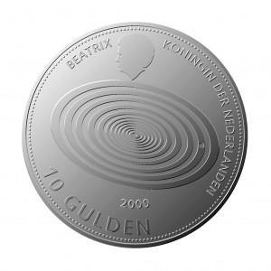Hewald Jongenelis - 1999 - Millennium munt - 2000-zijde 1024PX