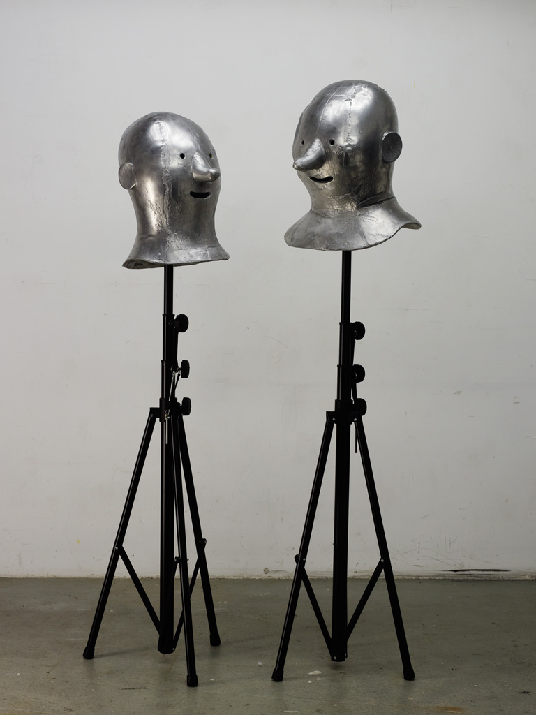 Sylvie Zijlmans & Hewald Jongenelis - 2012 - The Sculptures 002